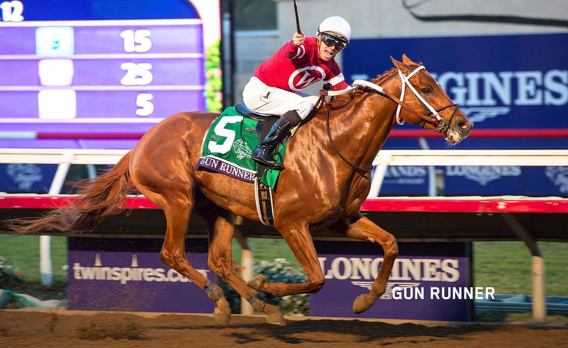 Image of Gun Runner Racing
